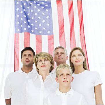 american family values, american values, american business etiquette, american cultural values, etiquette and manners