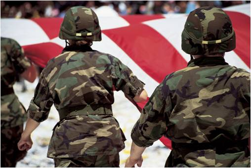 army values, customs and etiquette