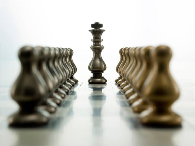Managing the chess pieces of respect