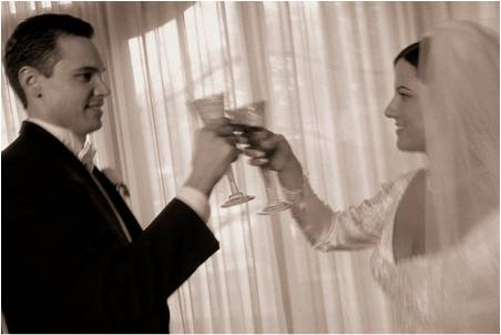 wedding toast etiquette, wedding party etiquette, wedding etiquette